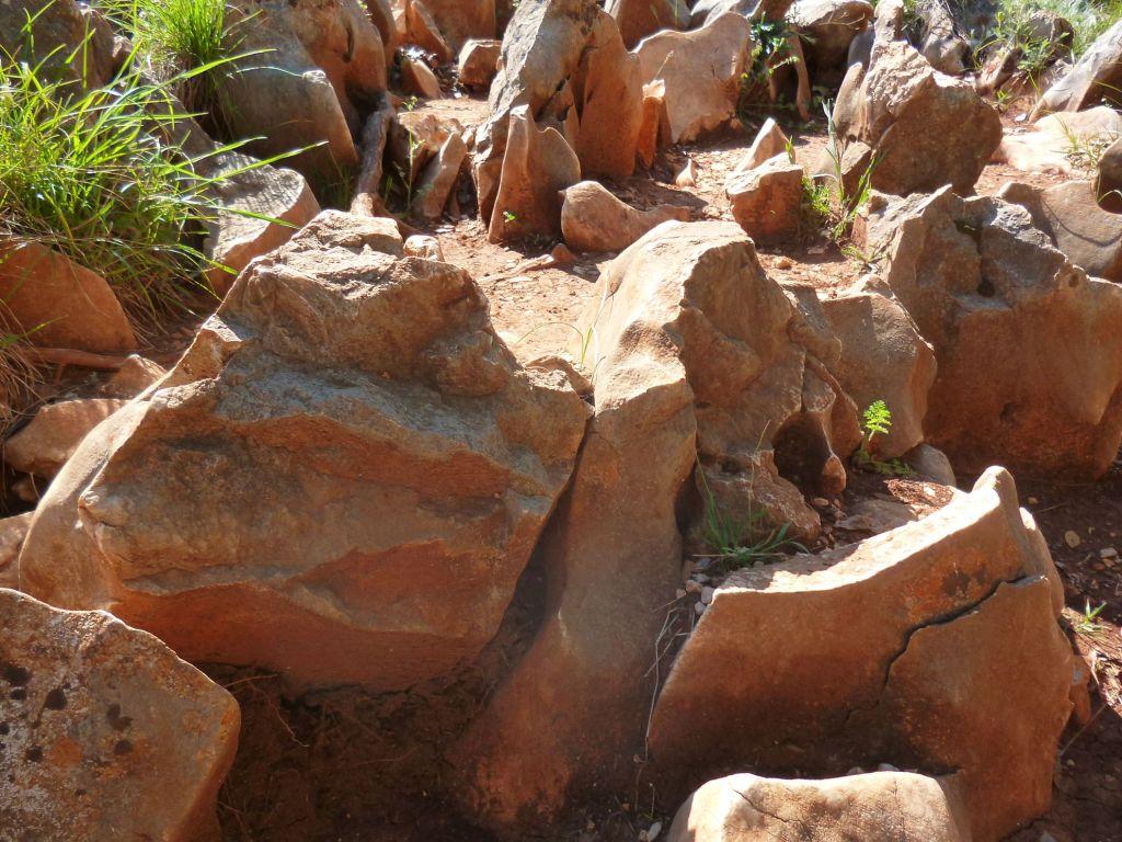 Острые герцеговинские камни. Фото: Елена Арсениевич, CC BY-SA 3.0