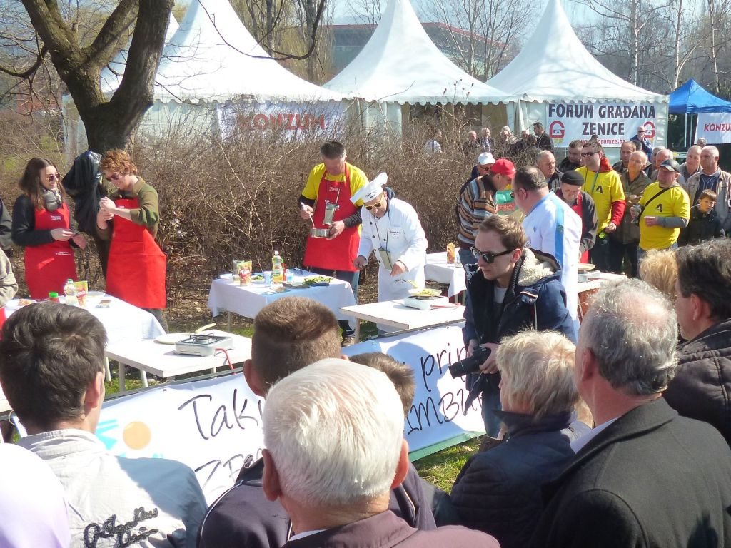 Конкурс кулинаров. Фото: Елена Арсениевич, CC BY-SA 3.0