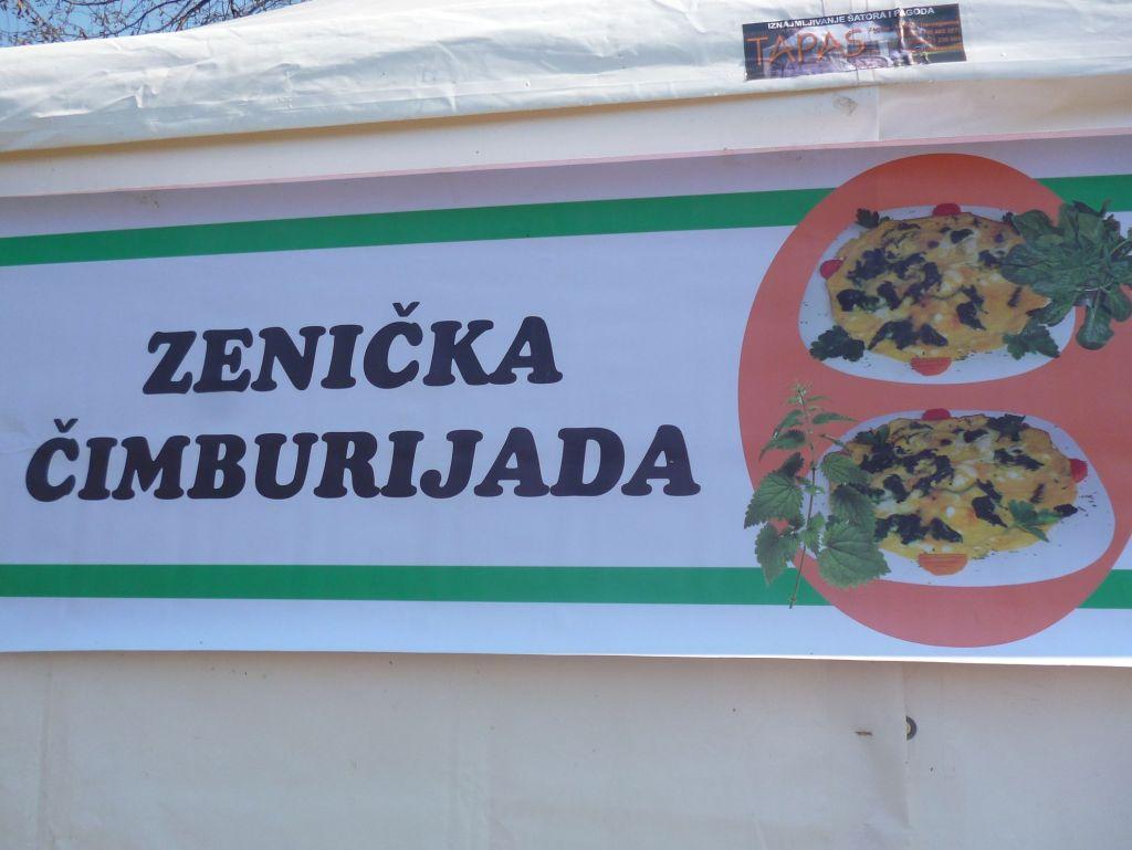 Чимбуриада в Зенице. Фото: Елена Арсениевич, CC BY-SA 3.0