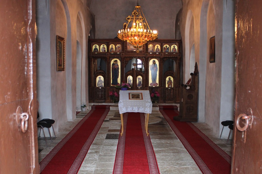 Старинная церковь в Сопотнице. Фото: Елена Арсениевич, CC BY-SA 3.0