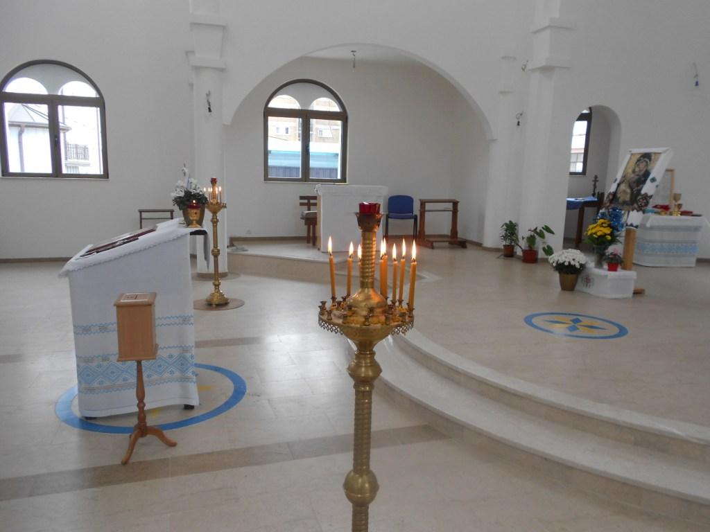 Украинская церковь. Фото: Елена Арсениевич, CC BY-SA 3.0
