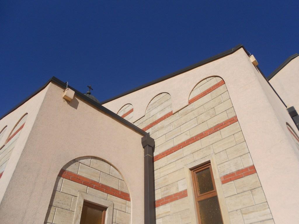 Церковь. Фрагмент. Фото: Елена Арсениевич, CC BY-SA 3.0