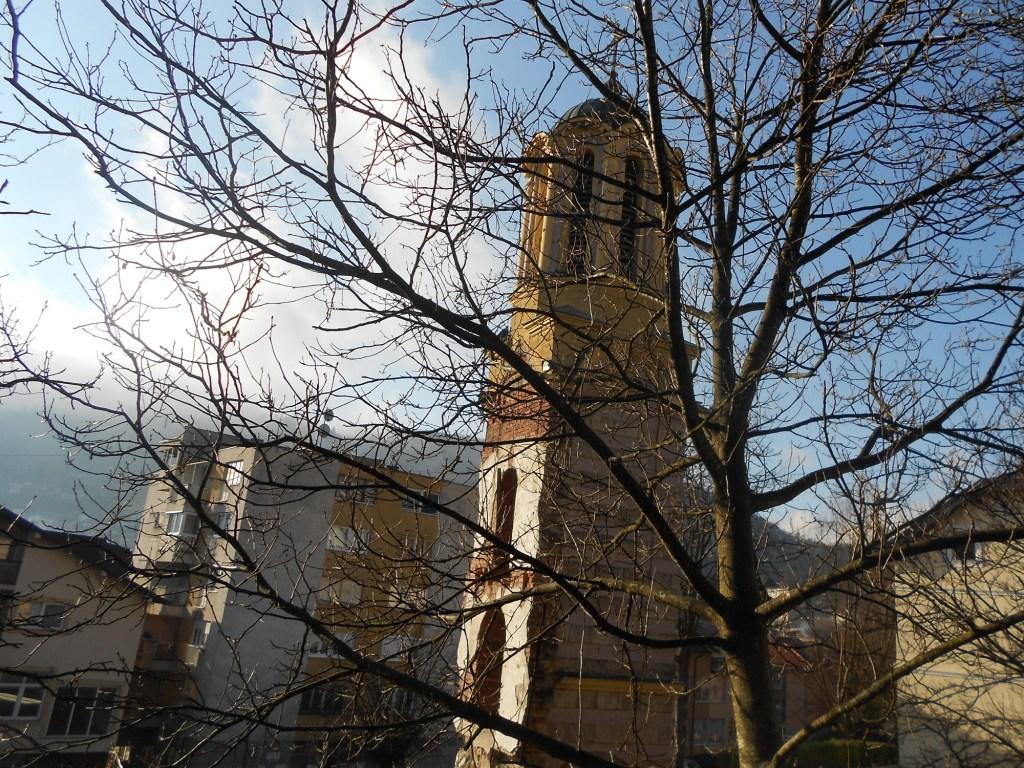 Остатки церкви в Яйце. Фото: Елена Арсениевич, CC BY-SA 3.0
