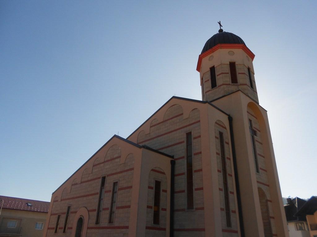 Новая церковь в Бихаче. Фото: Елена Арсениевич, CC BY-SA 3.0
