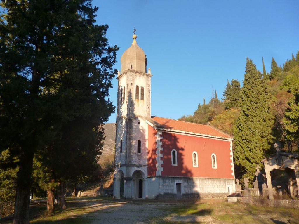 Церковь Вознесения Христова. Фото: Елена Арсениевич, CC BY-SA 3.0
