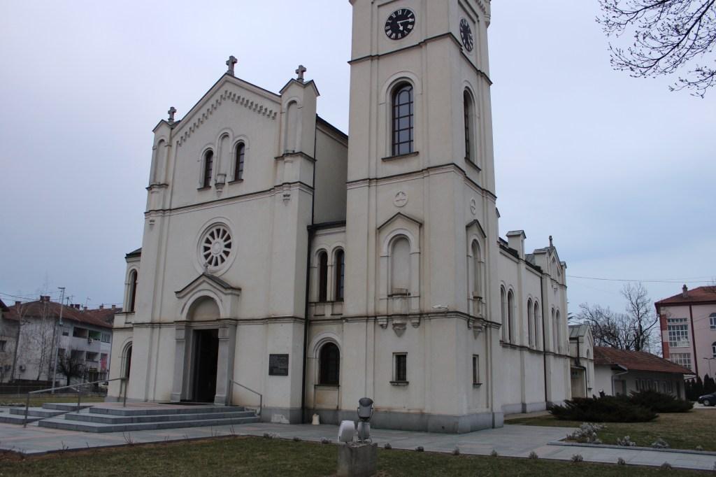 Церковь в Брчко. Фото: Елена Арсениевич, CC BY-SA 3.0