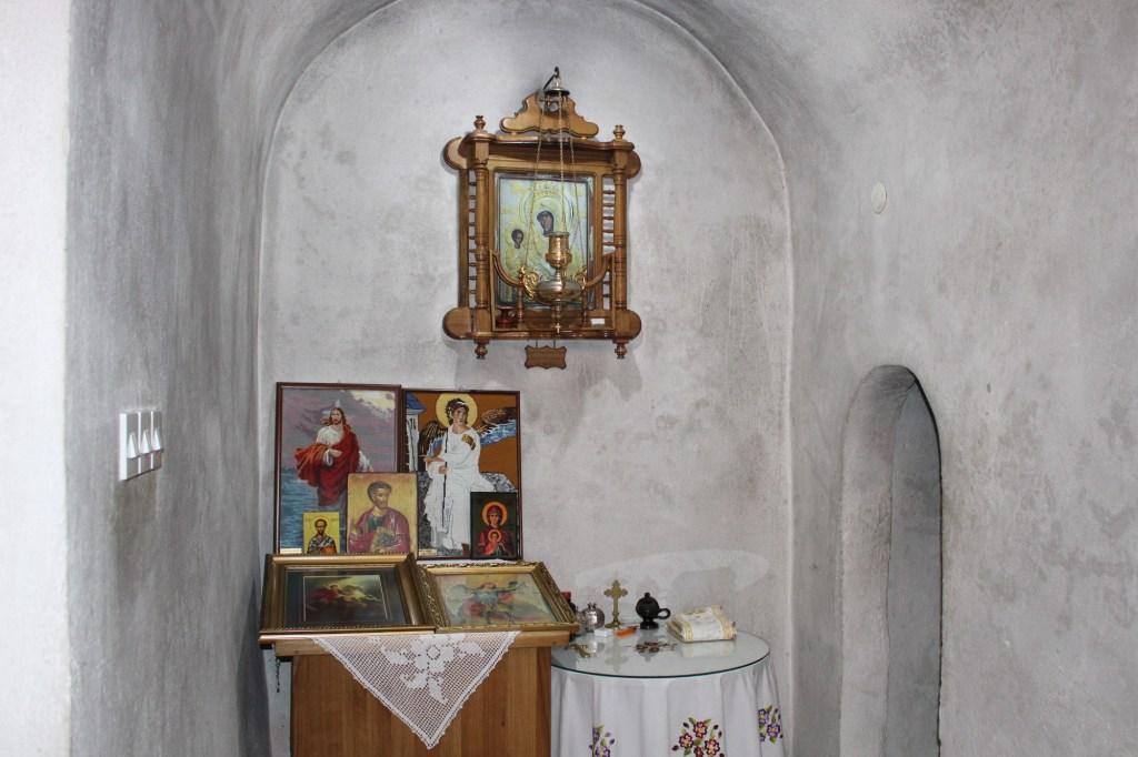 В церкви св. Георгия. Фото: Елена Арсениевич, CC BY-SA 3.0