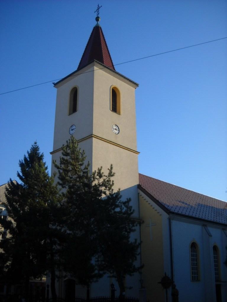 Церковь Посещения Блаженной Девы Марии. Фото: Елена Арсениевич, CC BY-SA 3.0