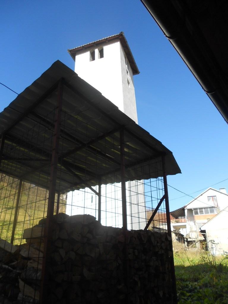 Прозорская сахат-кула. Фото: Елена Арсениевич, CC BY-SA 3.0