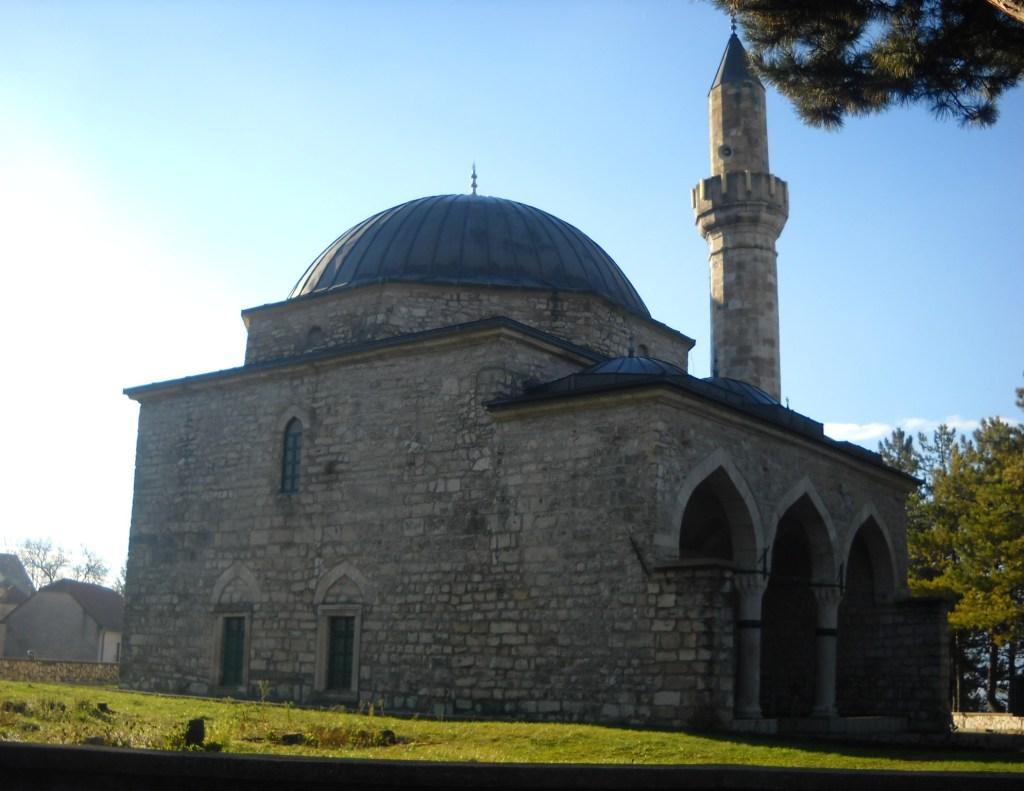 Мечеть хаджи Ахмеда Дукатара. Фото: Елена Арсениевич, CC BY-SA 3.0