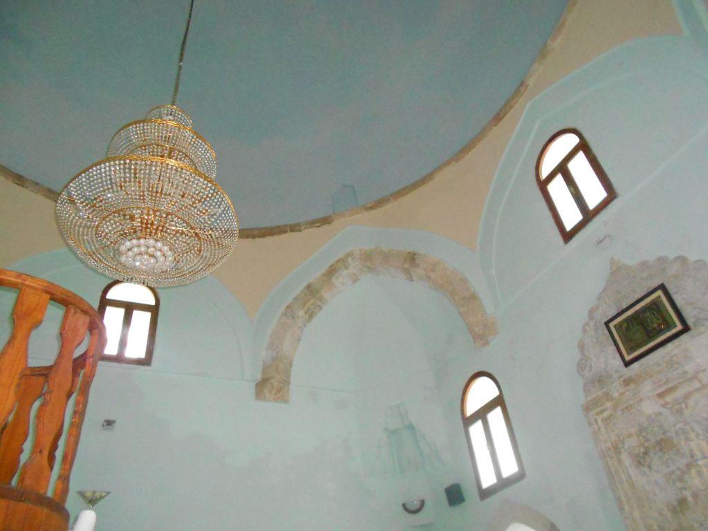 Свод мечети Лала-паши. Фото: Елена Арсениевич, CC BY-SA 3.0