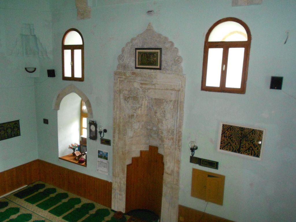 Михраб в мечети Лала-паши. Фото: Елена Арсениевич, CC BY-SA 3.0