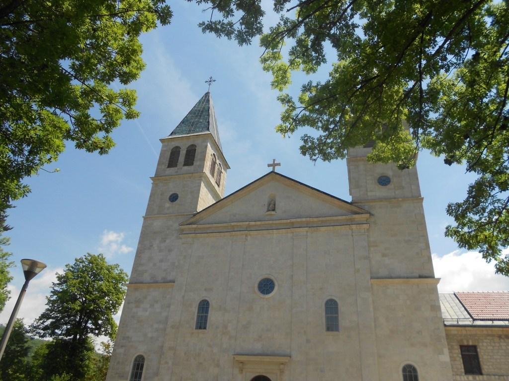 Францисканский монастырь Горица. Фото: Елена Арсениевич, CC BY-SA 3.0