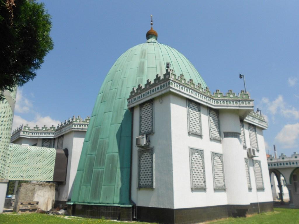 Мечеть в Чапле. Фото: Елена Арсениевич, CC BY-SA 3.0