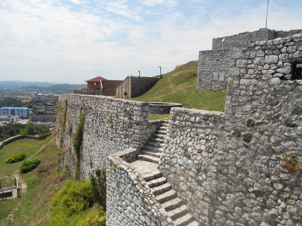 Добойская крепость. Фото: Елена Арсениевич, CC BY-SA 3.0