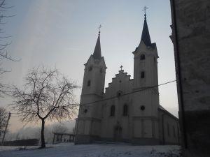 Католическая церковь в Долаце. Фото: Елена Арсениевич, CC BY-SA 3.0