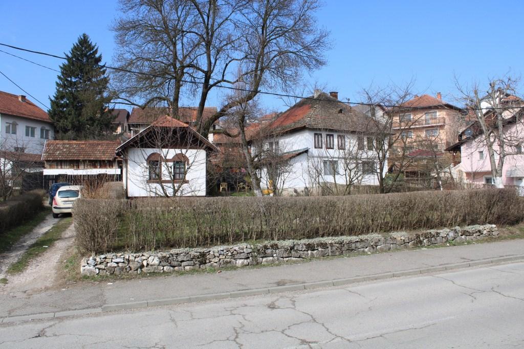 Дом Мулалича в Добое. До сих пор жилой. Фото: Елена Арсениевич, CC BY-SA 3.0