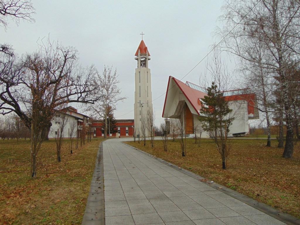 Монастырь Дубраве, основанный в 1982 году. Фото: Елена Арсениевич, CC BY-SA 3.0