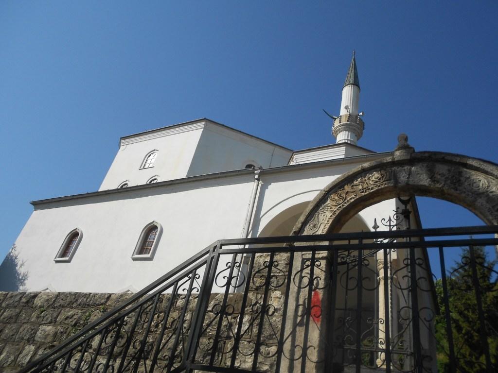 Мечеть в Градачаце. Фото: Елена Арсениевич, CC BY-SA 3.0