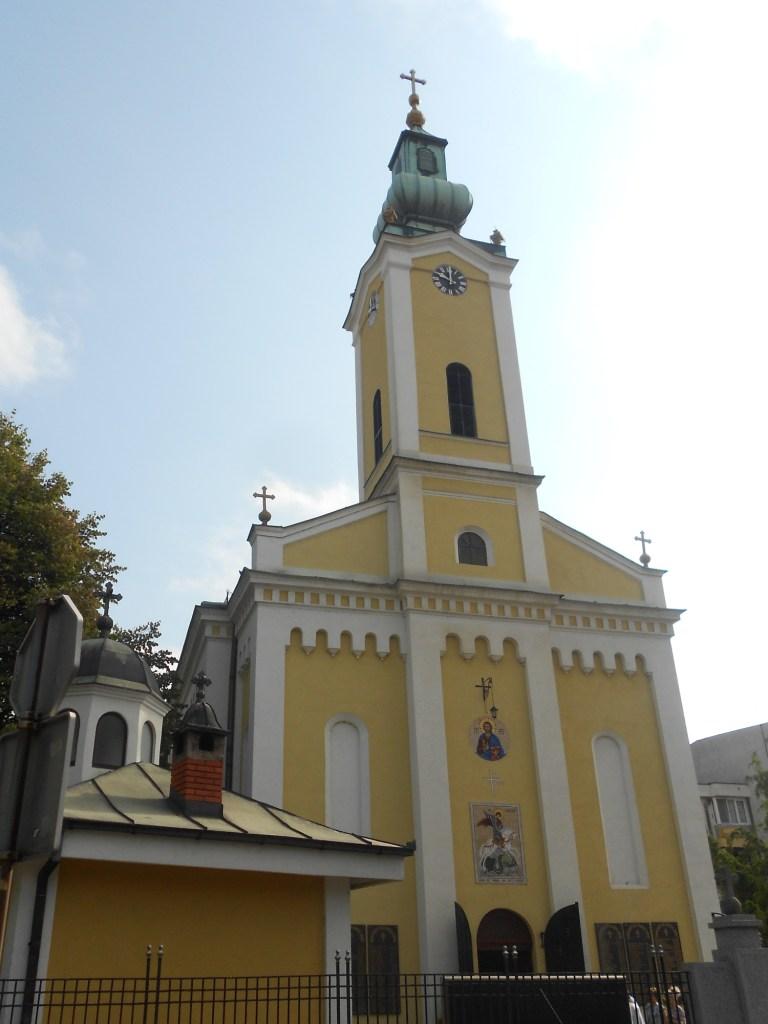 Церковь св. Георгия. Фото: Елена Арсениевич, CC BY-SA 3.0