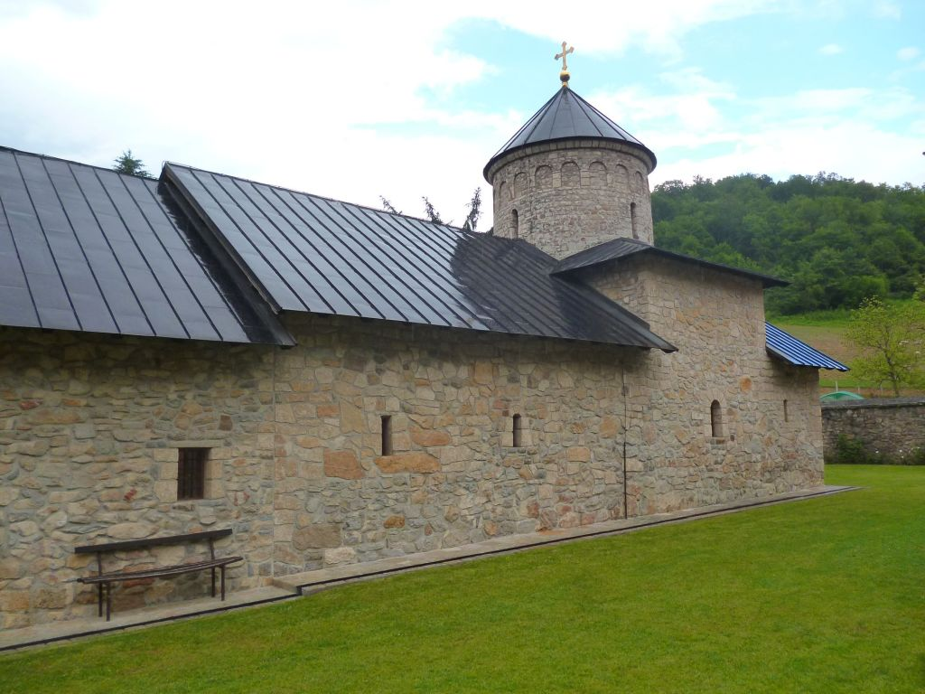 Церковь в Гомионице. Фото: Елена Арсениевич, CC BY-SA 3.0