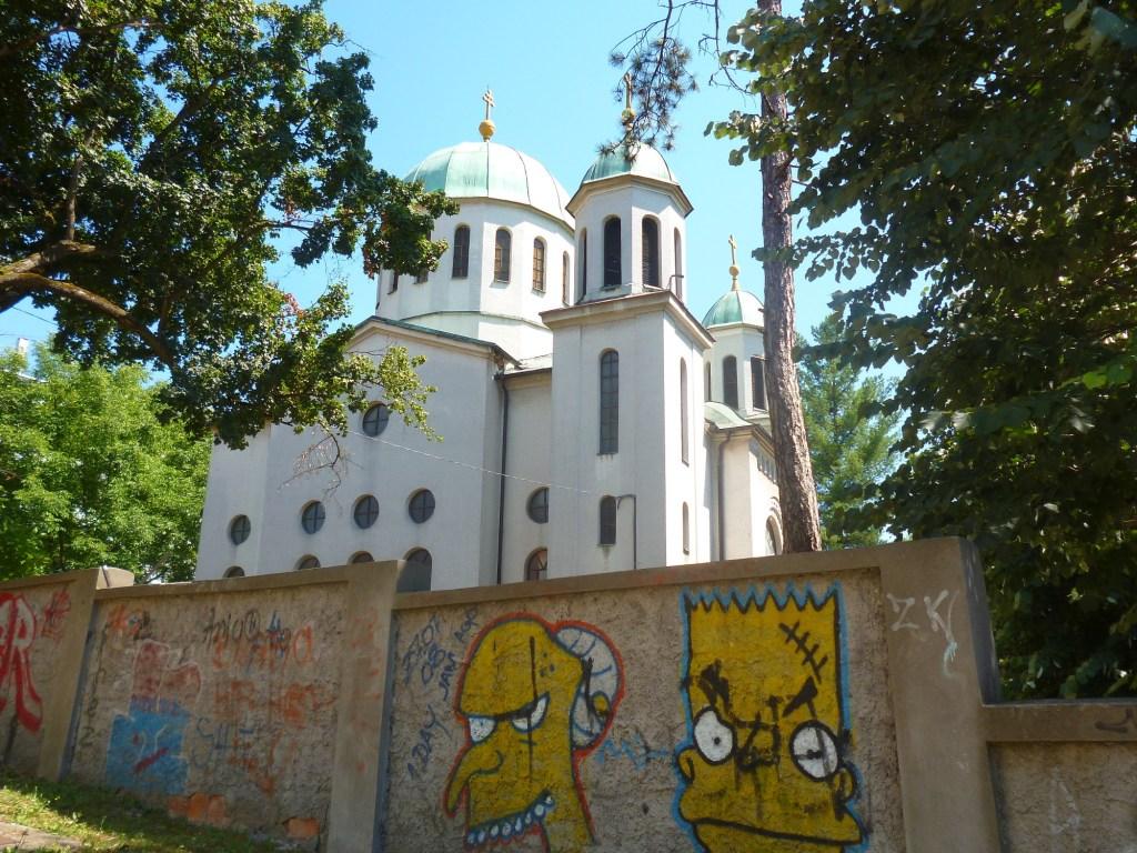 Церковь Вознесения Господня. Фото: Елена Арсениевич, CC BY-SA 3.0
