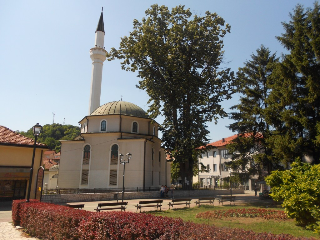 Мечеть в Грачанице. Фото: Елена Арсениевич, CC BY-SA 3.0