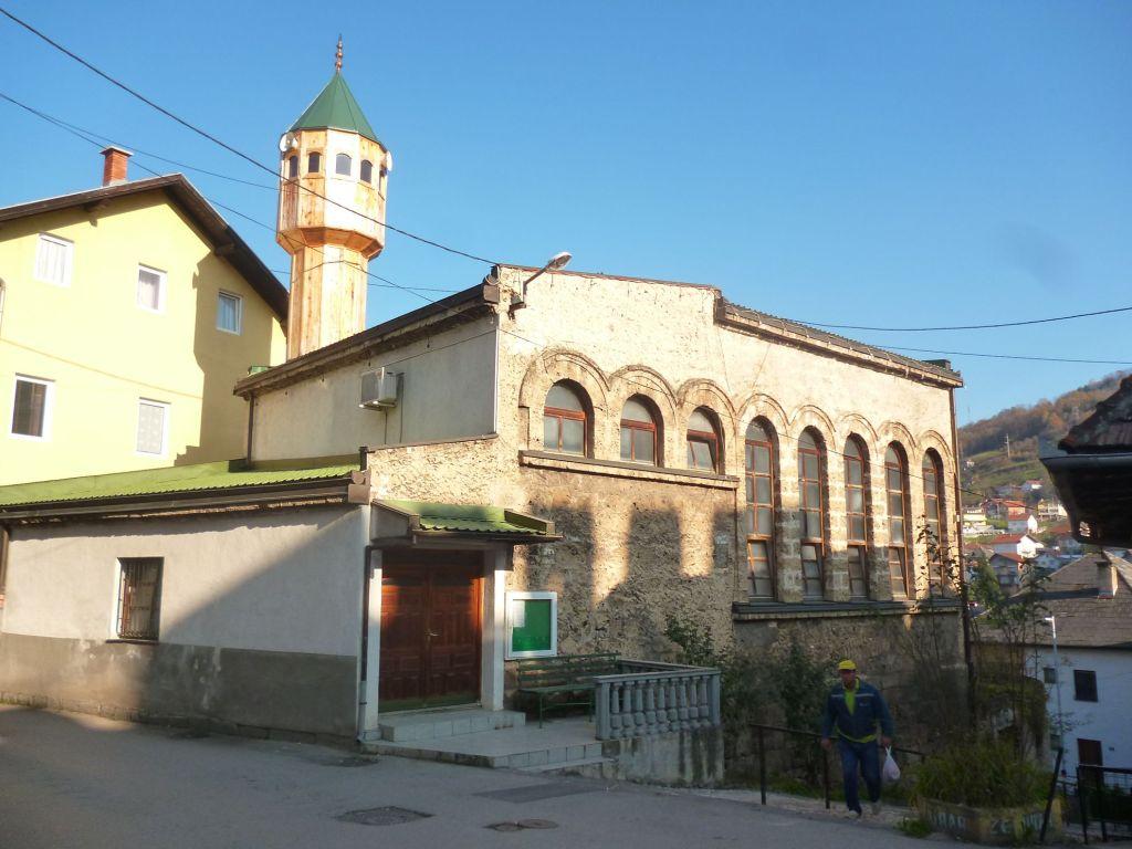 Мечеть Хададан. Фото: Елена Арсениевич, CC BY-SA 3.0