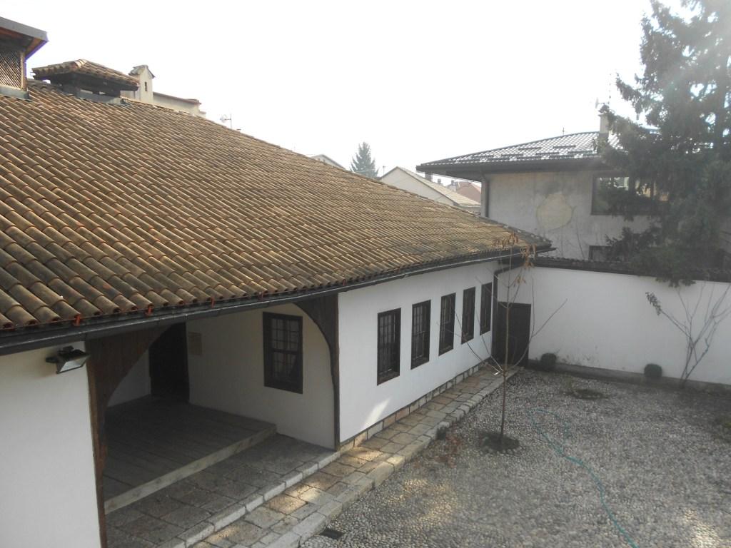 Хаят и женская авлия. Дом Сврзо в Сараево. Фото: Елена Арсениевич, CC BY-SA 3.0