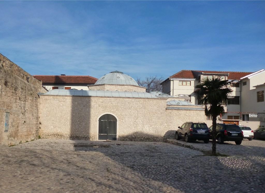 Хаммам на Табхане в Мостаре. Фото: Елена Арсениевич, CC BY-SA 3.0