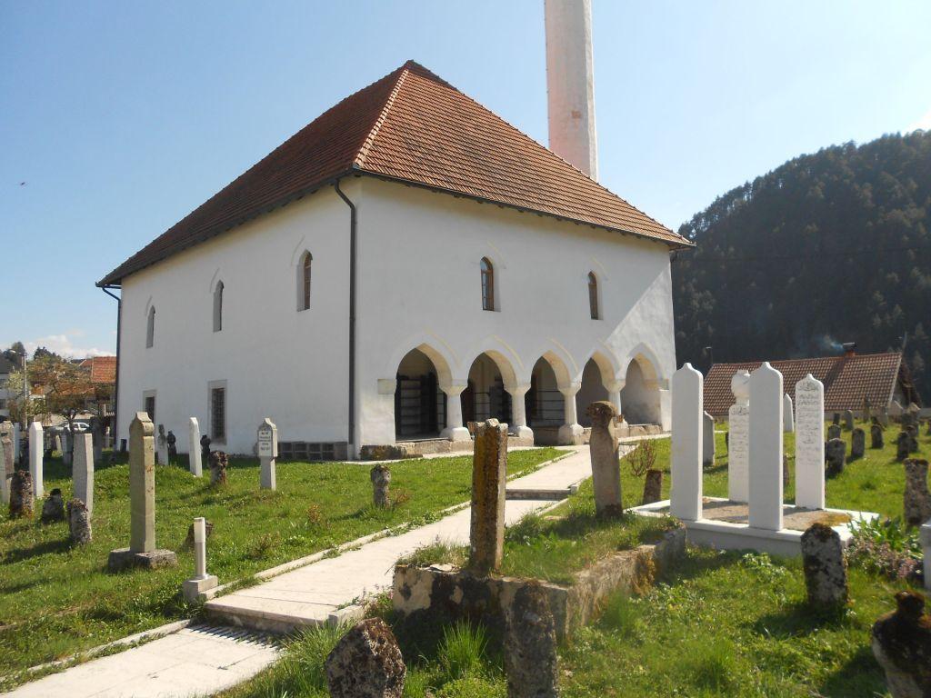 Мечеть Хандания. Фото: Елена Арсениевич, CC BY-SA 3.0