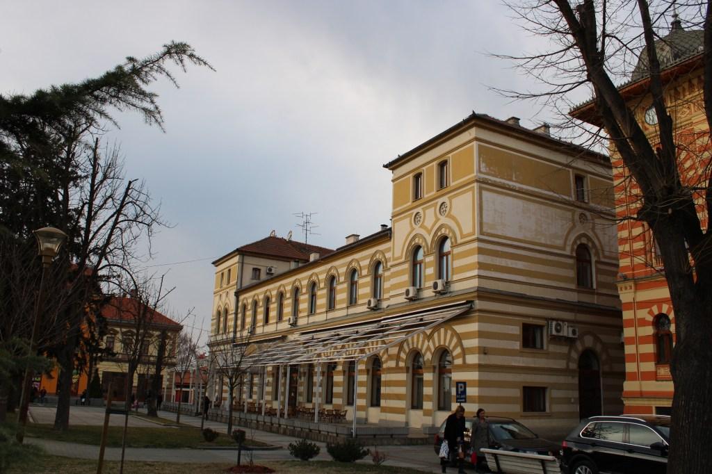 Гранд-отель «Посавина» в Брчко. Фото: Елена Арсениевич, CC BY-SA 3.0