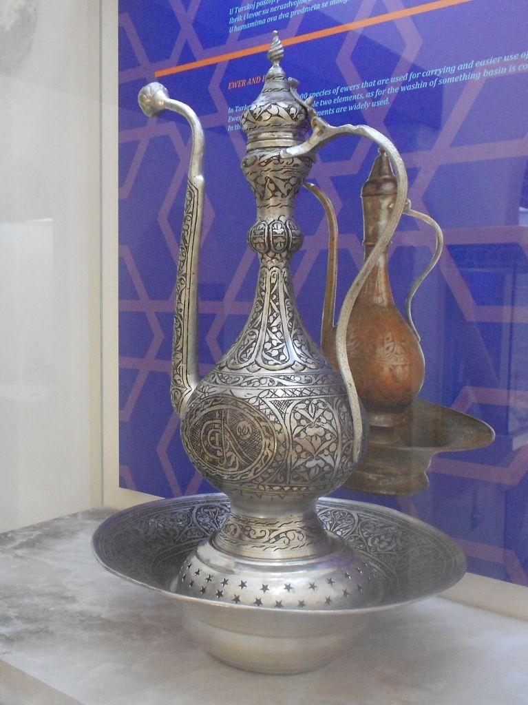 Ибрик в музее хаммама в Мостаре. Фото: Елена Арсениевич, CC BY-SA 3.0