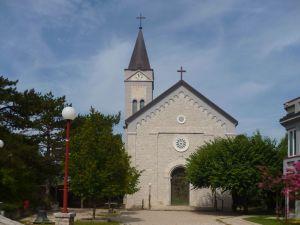 Церковь в Крушево. Фото: Елена Арсениевич, CC BY-SA 3.0