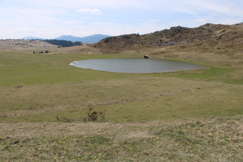 Растичевское озеро. Фото: Елена Арсениевич, CC BY-SA 3.0