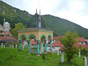 Гробница Абдулаха-паши Дефтердарии. Фото: Елена Арсениевич, CC BY-SA 3.0