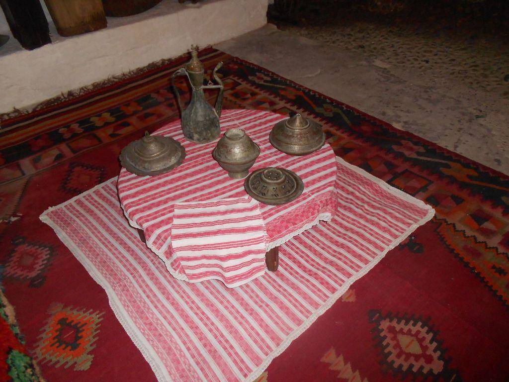 Стол-синия. Дом Кайтаза в Мостаре. Фото: Елена Арсениевич, CC BY-SA 3.0