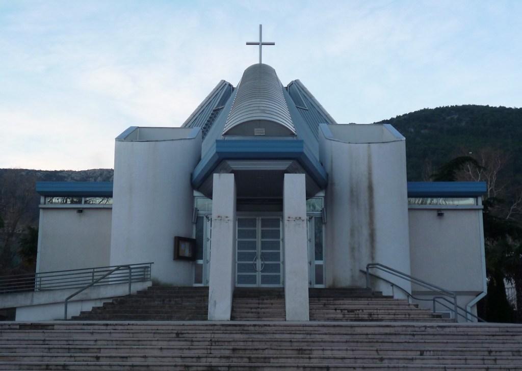 Собор Марии Матери церкви. Фото: Елена Арсениевич, CC BY-SA 3.0