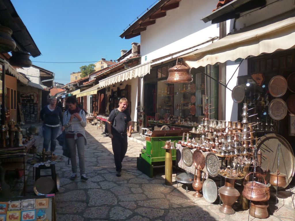 Казанджилук в Сараево. Фото: Елена Арсениевич, CC BY-SA 3.0