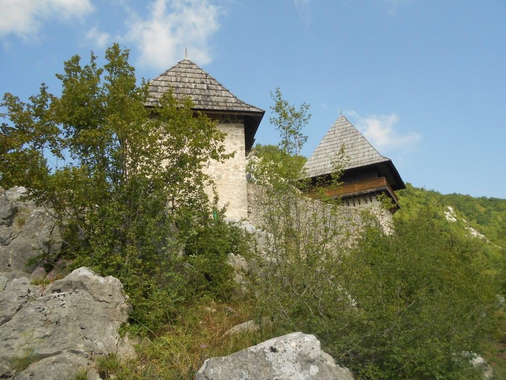 Башни укрепления Табори. Фото: Елена Арсениевич, CC BY-SA 3.0