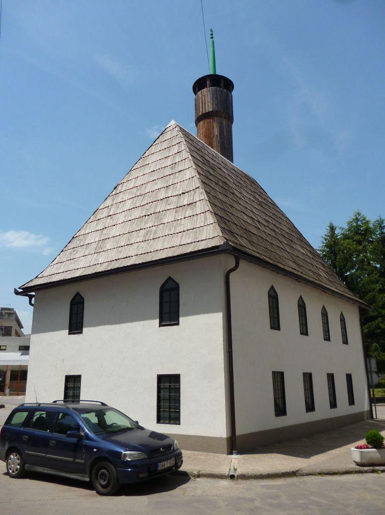 Конатурская мечеть в Травнике. Фото: Елена Арсениевич, CC BY-SA 3.0