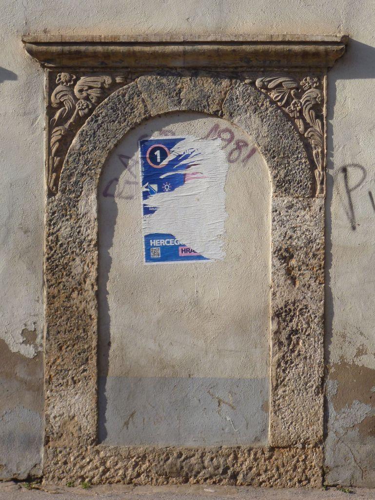 Декор замурованного входа. Фото: Елена Арсениевич, CC BY-SA 3.0