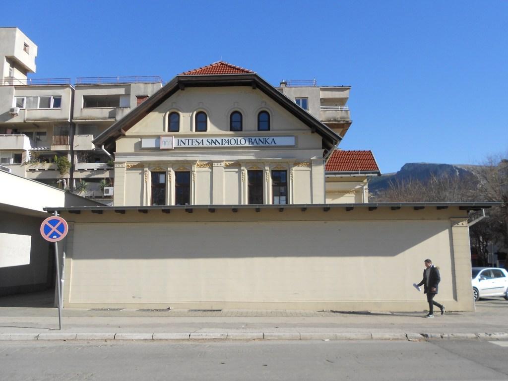 Западный фасад. Фото: Елена Арсениевич, CC BY-SA 3.0