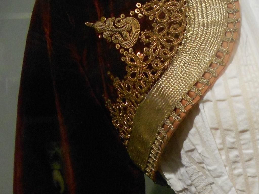 Фрагмент либады. Францисканский музей в Ливно. Фото: Елена Арсениевич, CC BY-SA 3.0