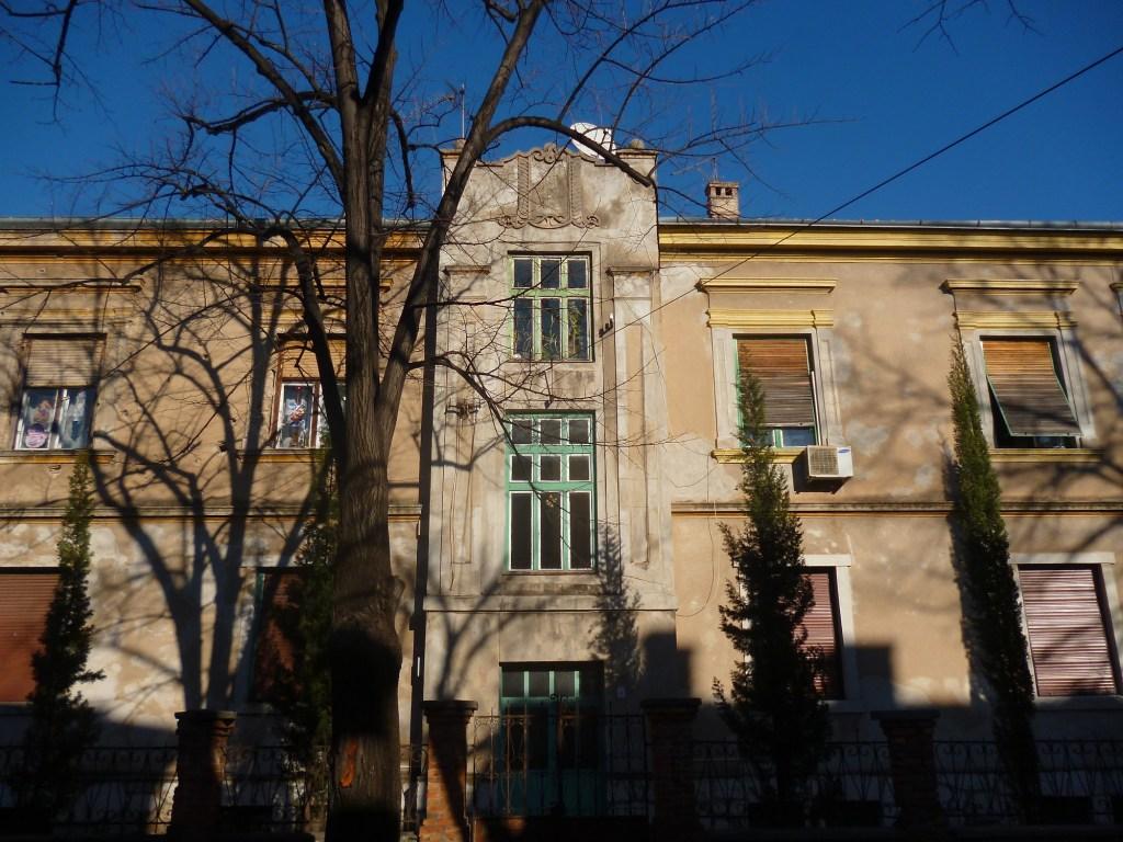 Дом на улице Лиске. Фото: Елена Арсениевич, CC BY-SA 3.0
