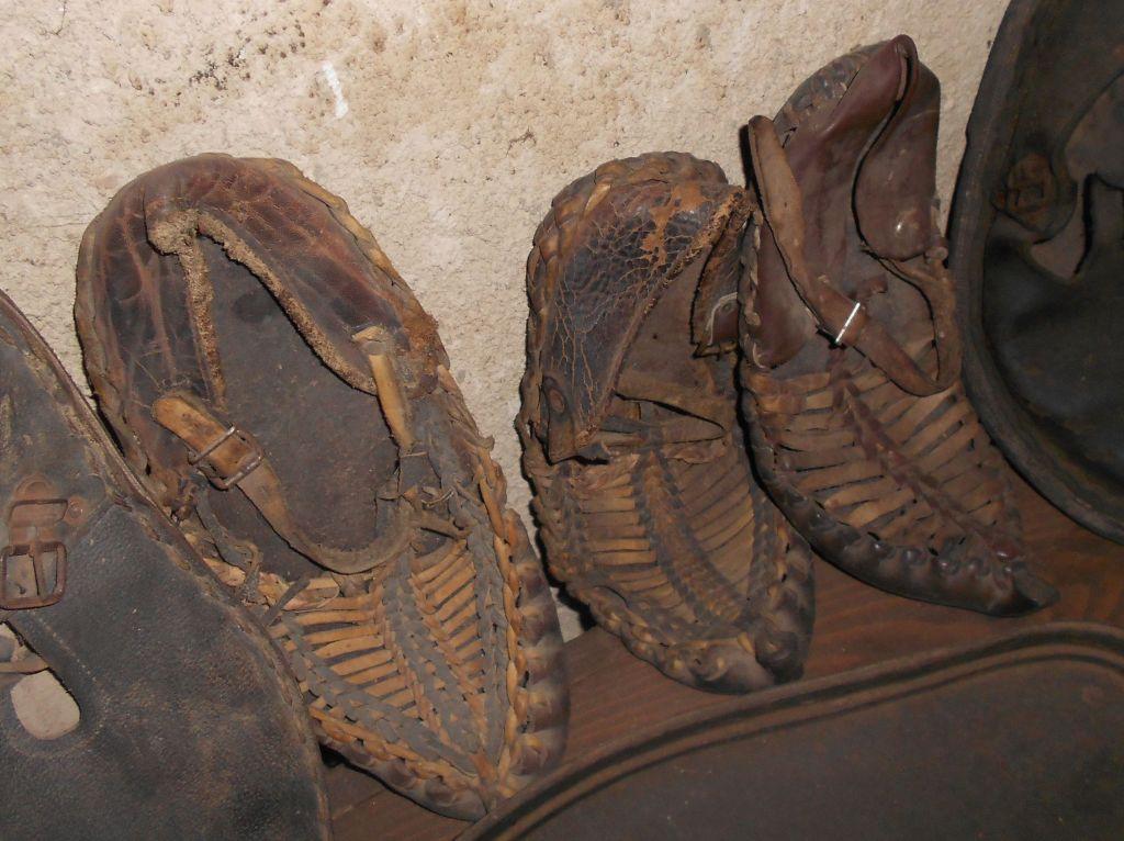 Опанки, крестьянская обувь. Фото: Елена Арсениевич, CC BY-SA 3.0