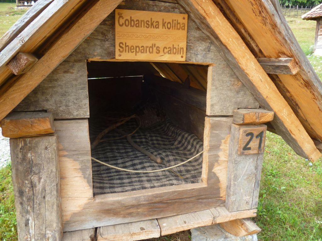 Домик чабана. Фото: Елена Арсениевич, CC BY-SA 3.0
