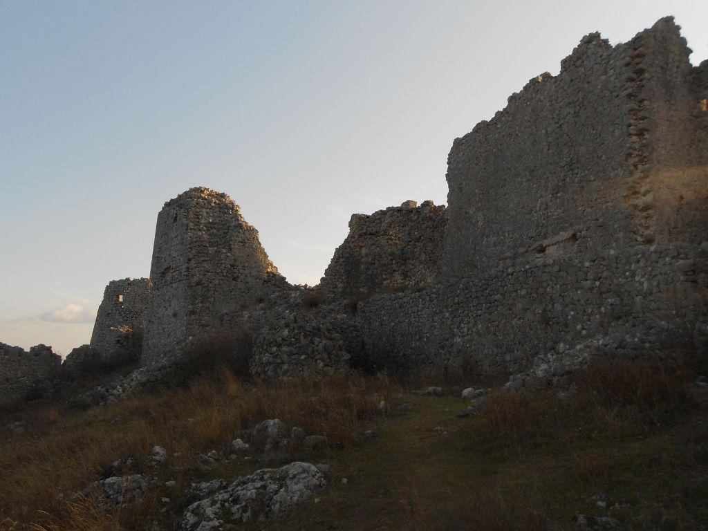 Ядро крепости. Фото: Елена Арсениевич, CC BY-SA 3.0