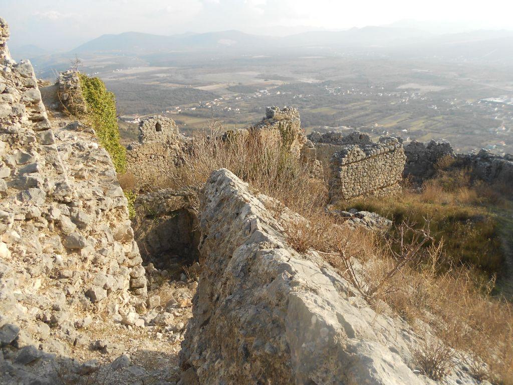 Вид с крепости Любушки. Фото: Елена Арсениевич, CC BY-SA 3.0