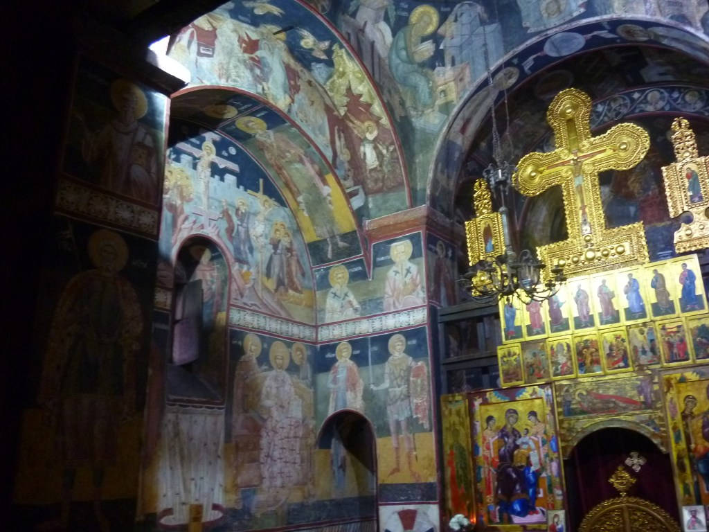 Церковь св. Георгия в Ловнице. Фото: Елена Арсениевич, CC BY-SA 3.0